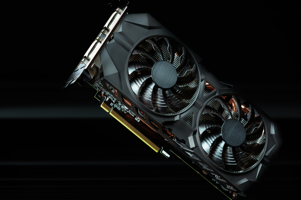 Gaming laptops and desktops need the best parts, starting with a graphics card.