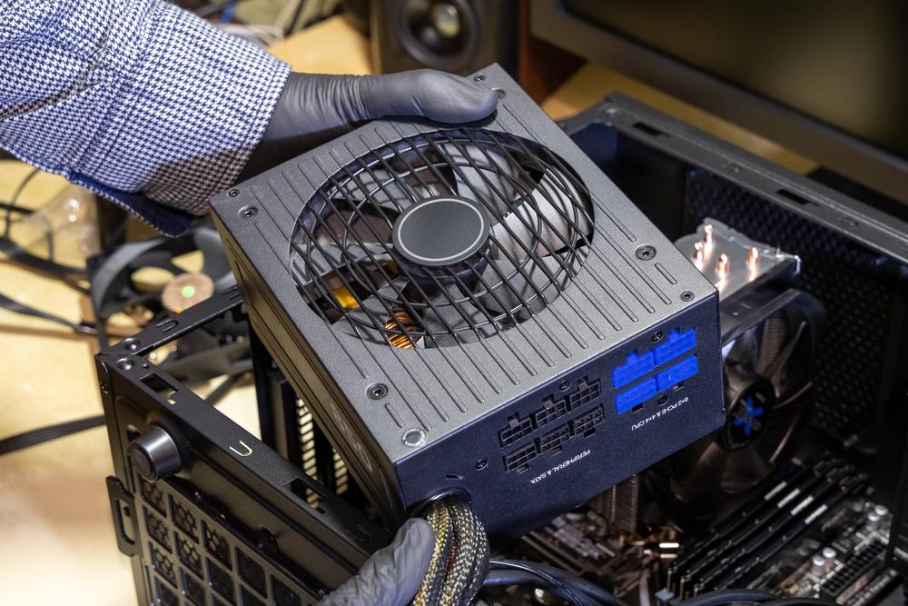 computer power supply unit basics